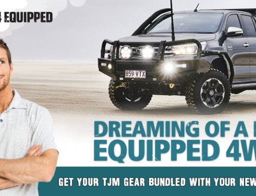 Dreaming of a NEW Equipped 4WD?